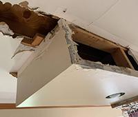 ceiling repair in mason Ohio