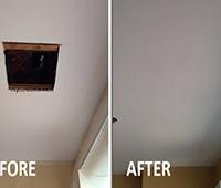drywall repair in mason ohio