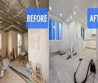 drywall ceiling water damage repair in Cincinnati